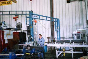 Jib Crane Shop Foreman