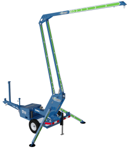 mobile tethering portable fall arrest systems