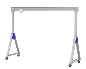 lightweight gantry crane