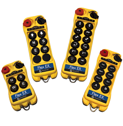radio remote crane controls lift crane - parts provider service repair