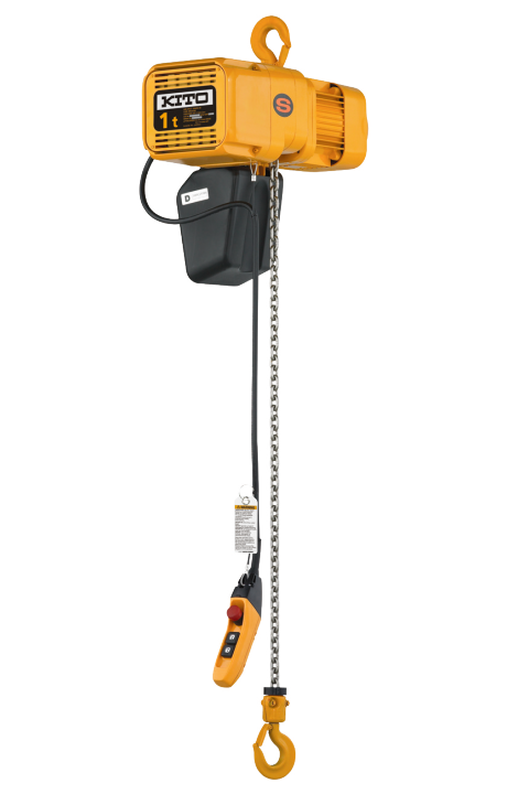 Kito's most popular electric hoist