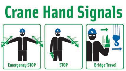 Understanding Crane Hand Signals for Overhead Crane Operations