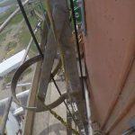research tower climb saskpower poplar river saskatchwan