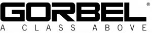 gorbel logo crane manufacturer