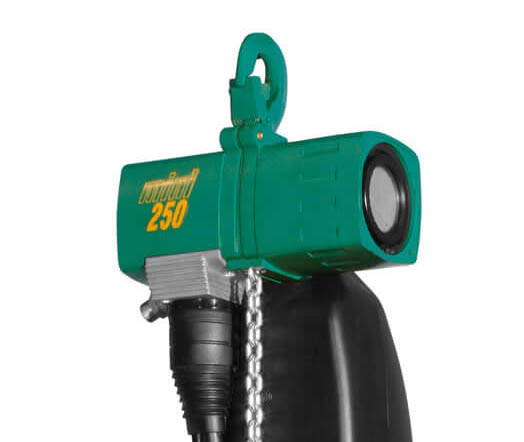 250 jdn hoist lifting power reliable