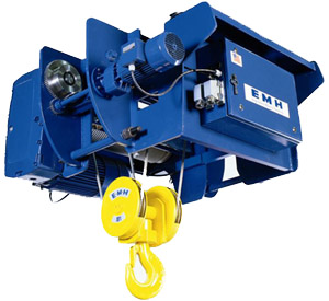 EMH Hoist reliable lifting systems