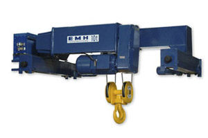 EMH Hoists heavy lifting systems for large lift systems