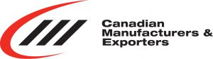 CME Canadian Manufacturers and Exporters logo Manitoba and Saskatchewan