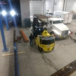 north dakota lifting cranes with heavy duty forklift
