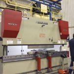 press brake material handling needs