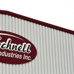 schnell industries logo from winkler manitoba