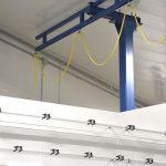 header runway right to the ceiling application acculift solutions