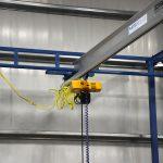 Runway Bridge Hoist Acculift Crane Solutions