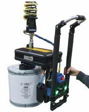 bucket box Lifting End Effector system crane