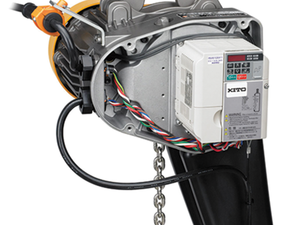 interior hoist canada approved variable speed