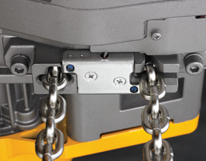 chain guide eq variable hoist