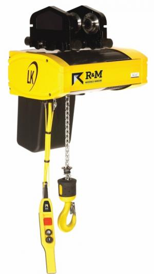 R&M Hoist electric chain lifting overhead crane system
